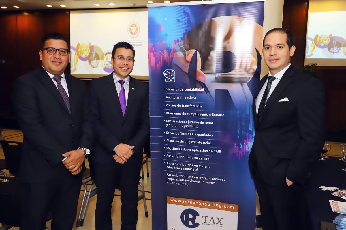 RC Tax Consulting, S.A. miembro de la Cámara de Comercio, Industrias y Agricultura de Panamá